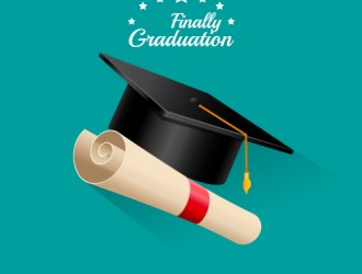 cappello pergamena laurea – graduation