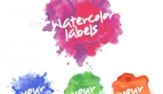 macchie di colore – coloful paint splat