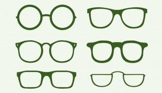 13 occhiali – hipster glasses