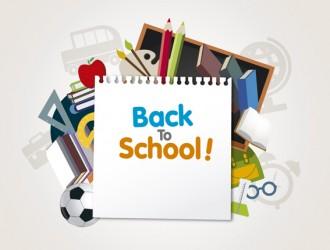 elementi scuola – back to school elements