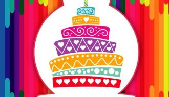torta buon compleanno – happy birthday colorful cake