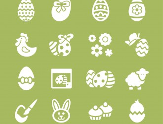 16 icone Pasqua – Easter icons