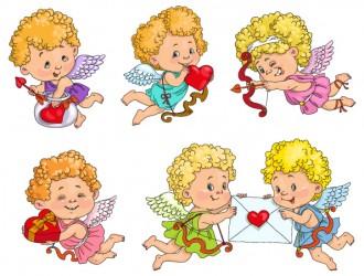6 Cupido – Cupid baby