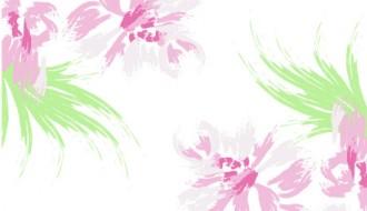 fiori dipinti – painted flowers