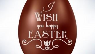 uova Pasqua cioccolato – chocolate Easter egg