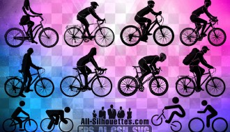 ciclisti, bicicletta – bicyclist