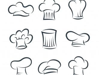 9 cappelli chef – chef hats
