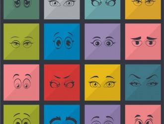 16 occhi – eyes set
