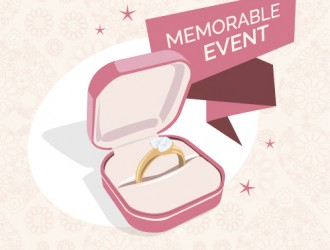 anello matrimonio cofanetto – wedding ring