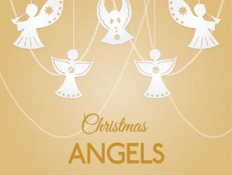 5 Angeli Natale – Christmas Angels