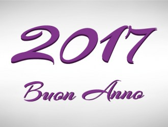 2017 Buon Anno – Happy New Year