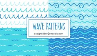 4 pattern onde – wave pattern