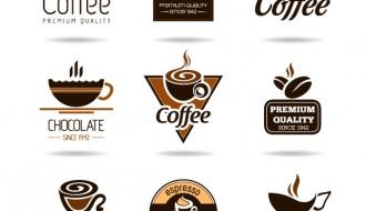 6 loghi caffè – creative coffee logos