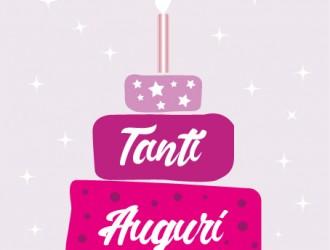 torta tanti auguri – greetings cake