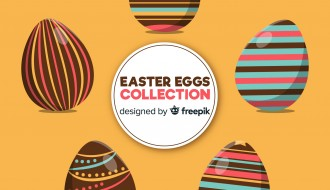 5 uova di Pasqua – Easter eggs collection